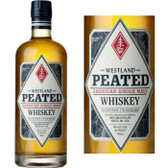 Westland Peated American Single Malt Whiskey 750mll