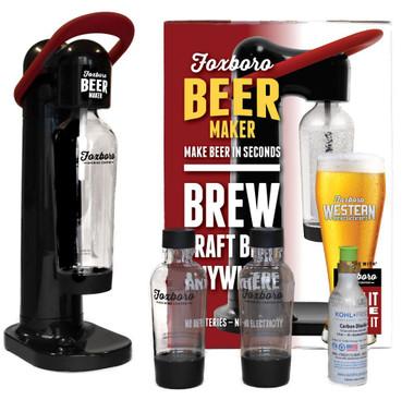 Foxboro Beer Maker Machine