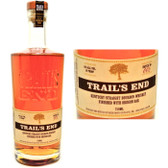 Trail's End Kentucky Straight Bourbon Whiskey 750mll