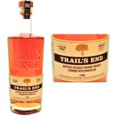 Trail's End Kentucky Straight Bourbon Whiskey 750mll