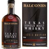 Balcones 1 Texas Single Malt Whisky 750ml