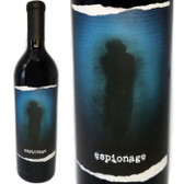 Cloak & Dagger Espionage Bon Niche Vineyard Paso Robles Malbec