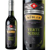 Kubler Verte Suisse Absinthe Liqueur 375ml