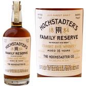 Hochstadter's Family Reserve 16 Year Old Straight Rye Whiskey 750ml