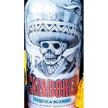 Cazadores Dia de los Muertos Blanco Tequila 750ml