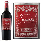Cupcake California Red Velvet Red Blend