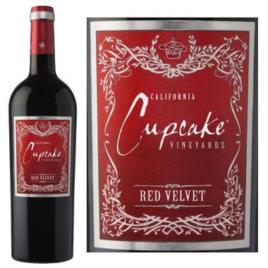 Cupcake California Red Velvet Red Blend