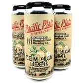 Pacific Plate Tom Yum Wheat Ale 16oz 4 Pack Cans