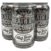 Oskar Blues Death By Coconut Irish Porter 12oz 4 Pack Cans
