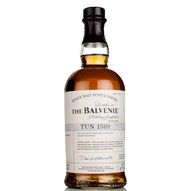 Balvenie Tun 1509 Batch 4 Single Malt Scotch 750ml
