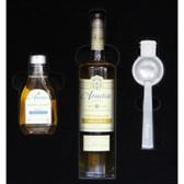Azunia Reposado Organic Tequila 750ml Gift Set
