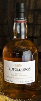 Leopold Bros. American Small Batch Whiskey 750ml