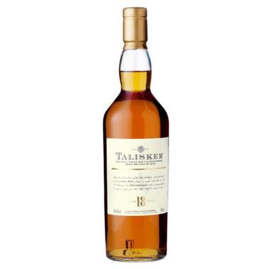 Talisker 18 Year Old Isle of Skye 750ml
