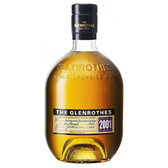 The Glenrothes 2001 Speyside Single Malt Scotch Whisky 750ml