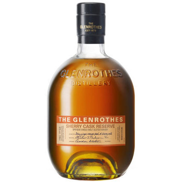 The Glenrothes Sherry Cask Reserve Speyside 750ml