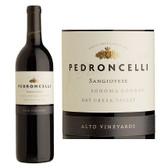 Pedroncelli Dry Creek Alto Vineyards Sangiovese