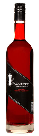 Vampyre Red English Grain Vodka 750ml
