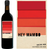 Hey Mambo Sultry Red Blend