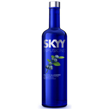 Skyy Infusions Pacific Blueberry Vodka 750ml
