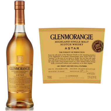 Glenmorangie Astar Highland Single Malt Scotch 750ml