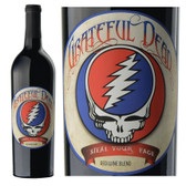 Wines That Rock Grateful Dead Steal Your Face Red Blend