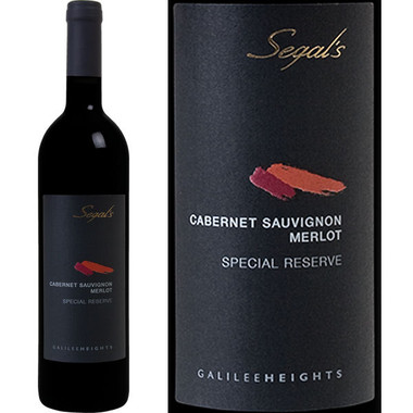 Segal's Cellar Selection Kosher Cabernet/Merlot