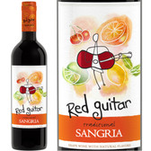 Red Guitar Navarra Old Vine Tempranillo Garnacha
