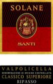 Santi Valpolicella Classico Superiore Solane