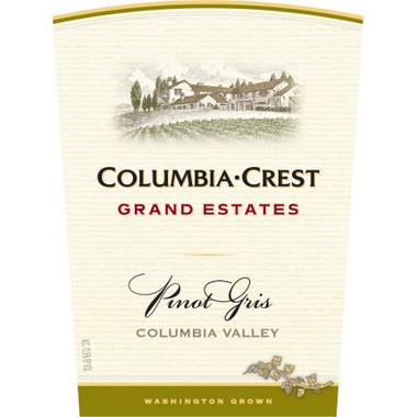 Columbia Crest Grand Estates Pinot Gris Washington
