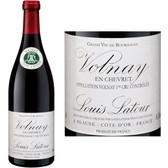 Louis Latour Volnay 1er Cru En Chevret 2012 Rated 92WE
