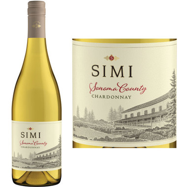 Simi Sonoma Chardonnay