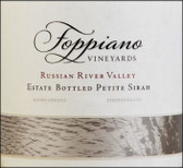 Foppiano Estate Russian River Petite Sirah