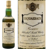 Usquaebach Reserve Premium Blended Highland Scotch Whisky 750ml
