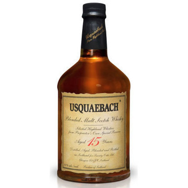 Usquaebach 15 Year Old Highland Blended Malt Scotch Whisky 750ml