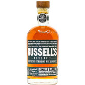 Russell's Reserve Single Barrel Kentucky Straight Rye Whiskey 750ml