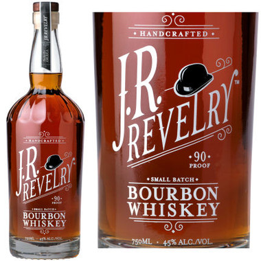 J.R. Revelry Small Batch Bourbon Whiskey 750ml