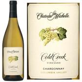 Chateau Ste. Michelle Cold Creek Chardonnay Washington
