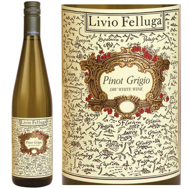 Livio Felluga Pinot Grigio DOC