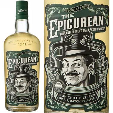Douglas Laing's The Epicurean Lowland Blended Malt Scotch Whisky 750ml