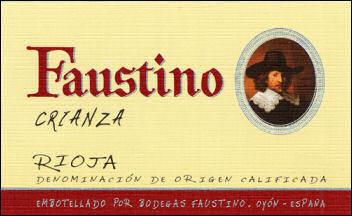 Fausutino Crianza Rioja DOC