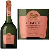 Taittinger Comtes de Champagne Rose