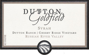 Dutton-Goldfield Cherry Ridge Syrah