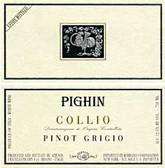 Pighin Collio Pinot Grigio DOC 2016