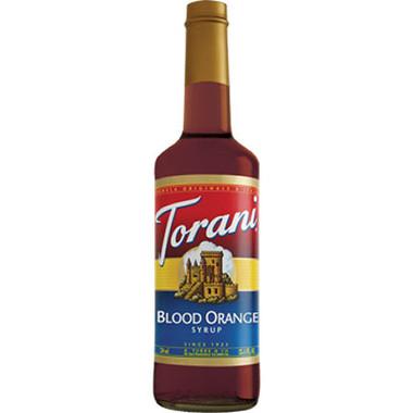 Torani Blood Orange Syrup 750ml