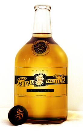Sino Reposado Tequila 750ml