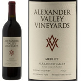 Alexander Valley Vineyards Alexander Merlot