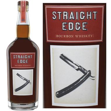 Straight Edge Bourbon Whiskey 750ml