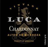 Luca Altos de Mendoza Chardonnay