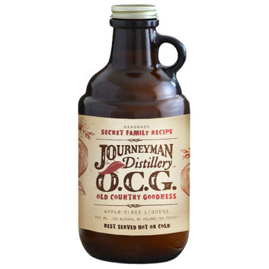 Journeyman O.C.G. Old Country Goodness Apple Liqueur 750ml