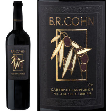 B.R. Cohn Trestle Glen Estate Vineyard Sonoma Kosher Cabernet